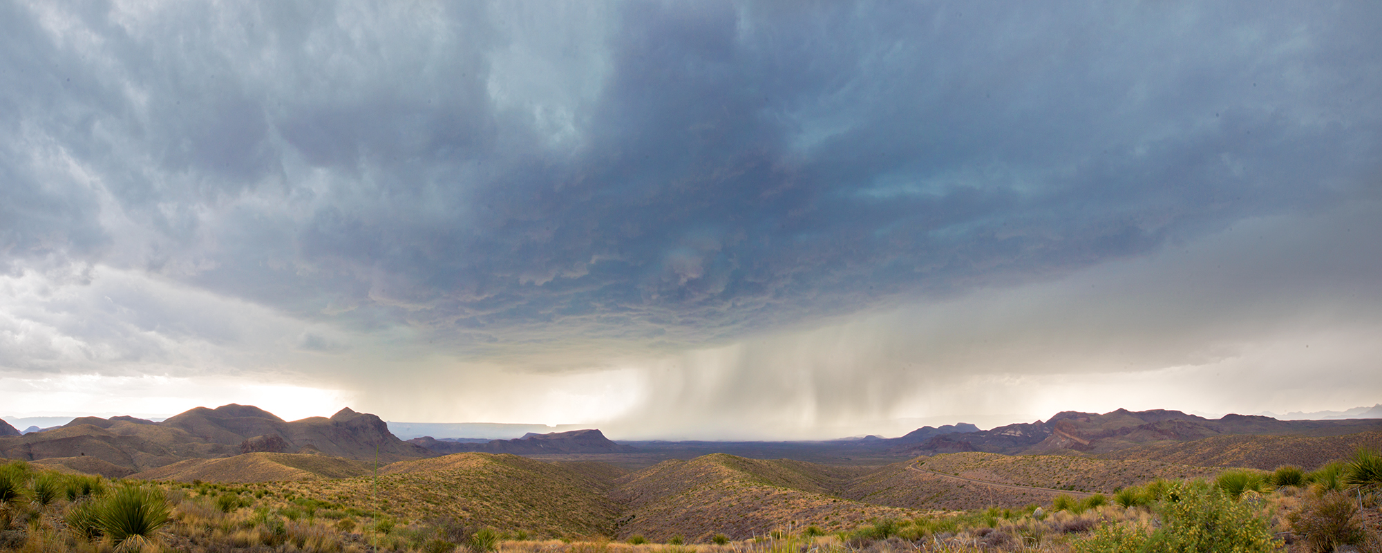 Big Bend National Park (Storm1)