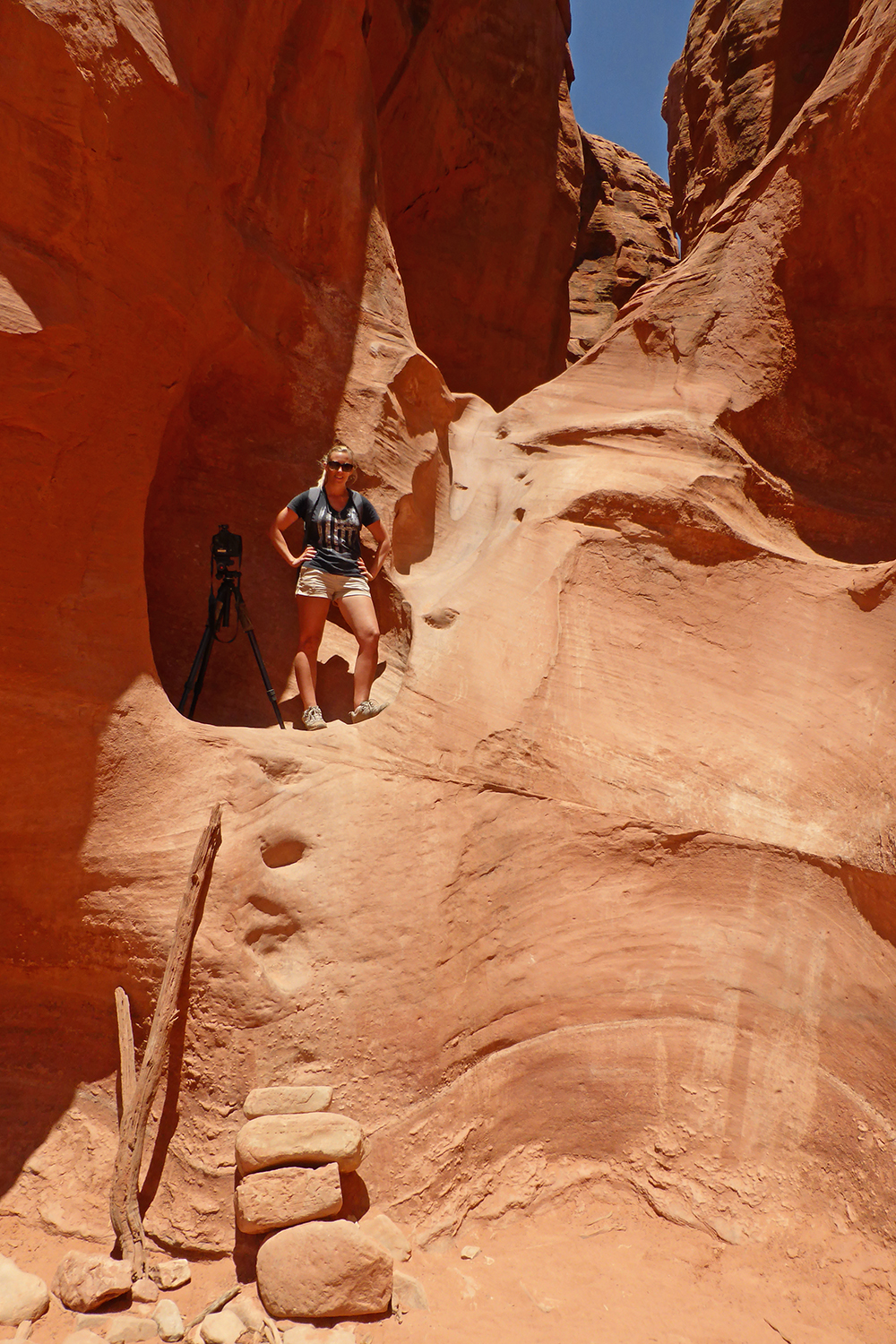 Escalante National Monument & Slot Canyons, Utah4569