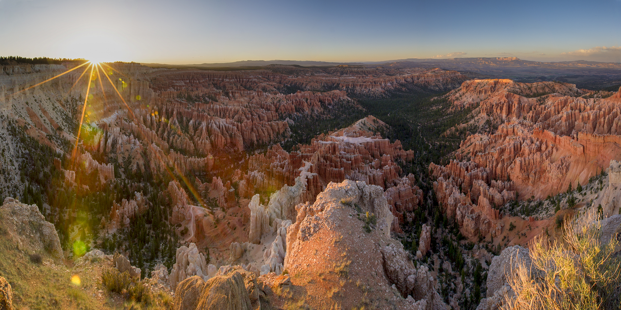 Hoodoo Mountains, Bryce Canyon National Park, Utah