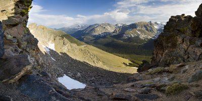 12000 Feet up - Rocky Mountain National Park, Colorado