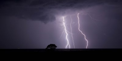 2 December Lightning - Nightcliff