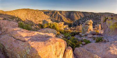 Chiricahua National Park (Panoramic), Arizona