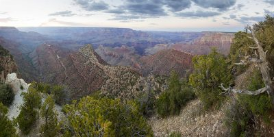 Grand View Sunset, Grand Canyon, Arizona