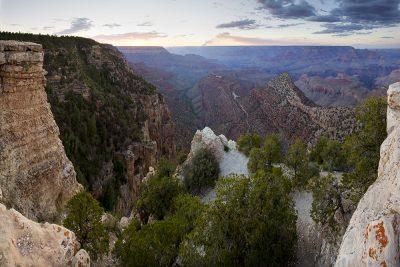 Grand View Sunset, Grand Canyon, Arizona (West)