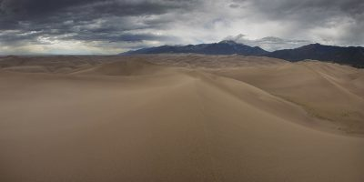 Great Sanddunes National Park, Colorado (750 Foot up)