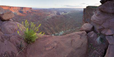 Green River Lookout - Canyon Lands National Park, Utah
