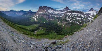 Lewis Range - Glacier National Park, Montana