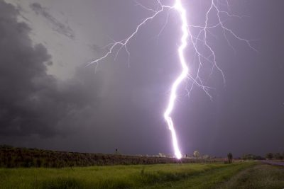 Lightning 27th January 2013