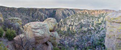 Massai Point (South), Chiricahua National Park, Arizona