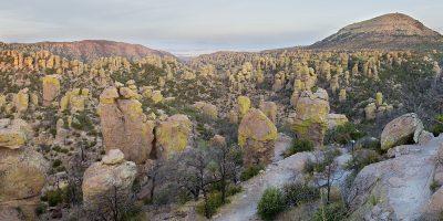 Massai Point (West), Chiricahua National Park, Arizona