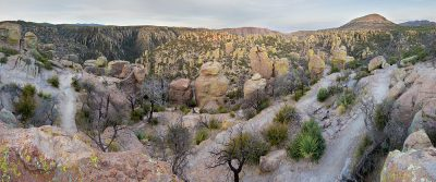 Massai Point (West), Chiricahua National Park1, Arizona