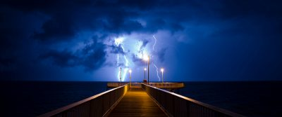 Nightcliff Jetty Lightning (8)