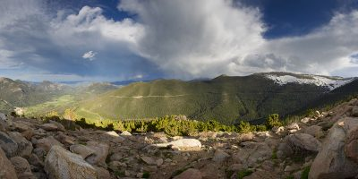 Rainbow Curve - Rocky Mountain National Park, Colorado4661