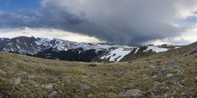 Snow Storm - Rocky Mountain National Park, Colorado