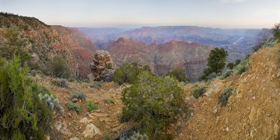 Sunrise - Desert View, Grand Canyon, Arizona