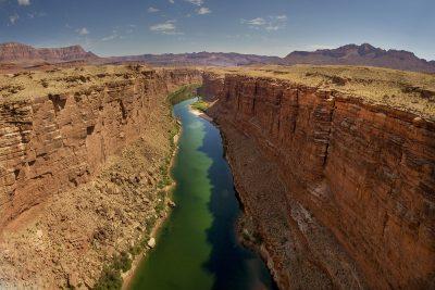 Vermilion Cliffs Bridge (Colorado River) Arizona