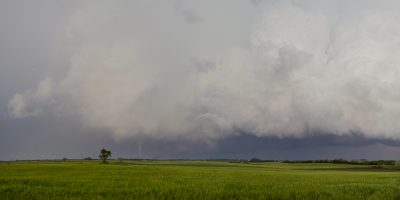 Cone Tornado - Buffalo County, South Dakota 18th June 2014