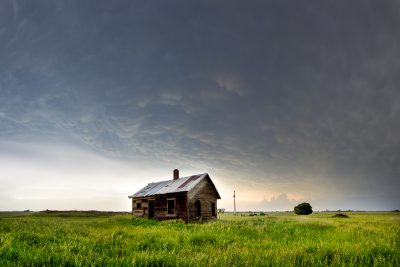 Mammatus Clouds - Buffalo County, South Dakota 18th June 2014