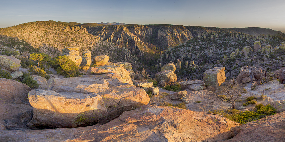 Chiricahua National Park (Panoramic)1