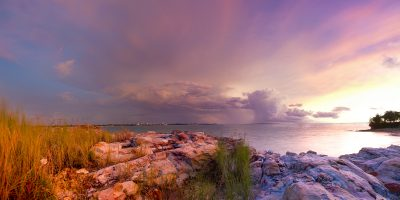 Darwin Stormy Sunset 18-03-15