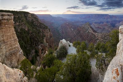 Grand View Sunset, Grand Canyon, Arizona (West)