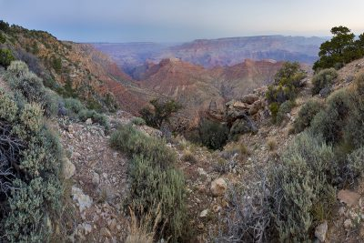 Sunrise - Desert View, Grand Canyon, Arizona (Deap valley)