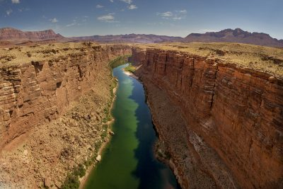 Vermilion Cliffs Bridge (Colorado River) Arizona